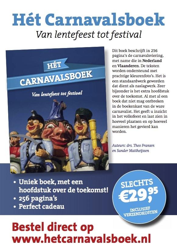 het carnavalsboek theo fransen