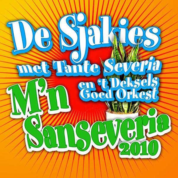 mijn sanseveria - de sjakies - deksels goed orkest